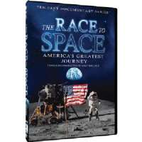 MILL CREEK 52570 THE RACE TO SPACE: AMERICA'S GREATEST JOURNEY