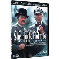 MILL CREEK 52741 SHERLOCK HOLMES, 2 MINI-SERIES SET