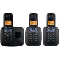 MOTOROLA L703BT DECT 6.0 CORDLESS PHONE SYSTEM WITH BLUETOOTH(R) LINK (3-HANDSET SYSTEM)