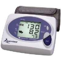 MARK OF FITNESS DS-1902 FULLY AUTOMATIC BLOOD PRESSURE MONITOR