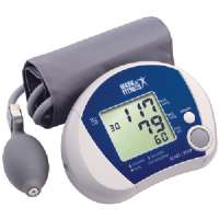 MARK OF FITNESS MF-36 COMPACT SEMI-AUTOMATIC BLOOD PRESSURE MONITOR