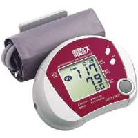 MARK OF FITNESS MF-46 AUTO-INFLATE BLOOD PRESSURE MONITOR