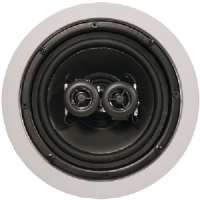 ARCHITECH PRO SERIES AP-611 6.5&quot; 2-WAY SINGLE-POINT STEREO IN-CEILING LOUDSPEAKER