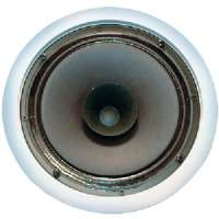 "OEM SYSTEMS SC-800 8"" FULL RANGE CEILING SPEAKER"