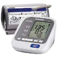 OMRON BP760 7 SERIES UPPER ARM BLOOD PRESSURE MONITOR