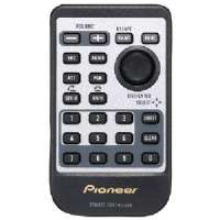 PIONEER CD-R510 REPLACEMENT CREDIT CARD REMOTE FOR PIONEER(R) HEAD UNITS