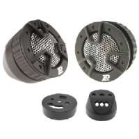 POWER ACOUSTIK NB-4 250-WATT, 4-WAY MOUNT TWEETERS