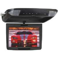 "POWER ACOUSTIK PMD-112CMX 11.2"" WIDESCREEN CEILING-MOUNT MONITOR WITH DVD"