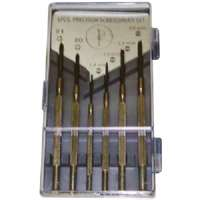 SHOP-TEK 34228 6 PC. PRECISION SCREWDRIVER SET