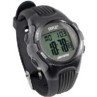 PYLE PSWGM64BK GYMASTER FITNESS MULTI-FUNCTION WATCH (BLACK)