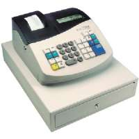 PORTABLE BATTERY-OPERATED CASH REGISTER