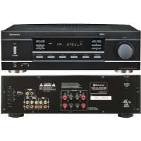 SHERWOOD RX-4109 STEREO RECEIVER WITH PHONO SECTION