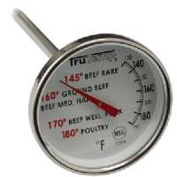 TAYLOR PRECISION 3504 MEAT DIAL THERMOMETER