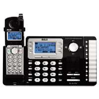 2-LINE EXPANDABLE CORDLESS PHONE WITH CA