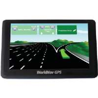 "WORLDNAV 5300 HIGH-RESOLUTION TRUCK 5"" GPS DEVICE"