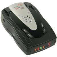 WHISTLER XTR-265 RADAR/LASER DETECTOR WITH POP(TM) MODE DETECTION