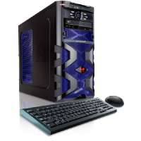 CybertronPC Assassin II TGM1114C Gaming PC - Intel Core i7-4770K 3.50GHz, 8GB DDR3, 1TB HDD, DVDRW, 2GB NVIDIA GeForce GTX760,  Front Fan Control Panel, Windows 8.1 64-bit