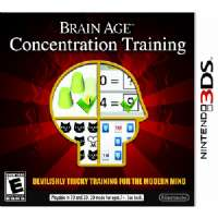 Brain Age:Concentration Training