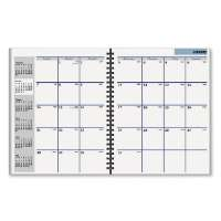 Monthly Refill, For G547 Planner,Jan-Dec,6-7/8x8-3/4,WE/CM