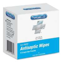 BZK Refill Wipes, 15/BX, Blue
