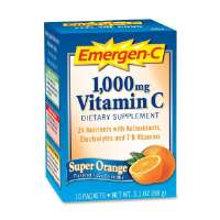 Emergen-C, Orange, 10/BX, Multi