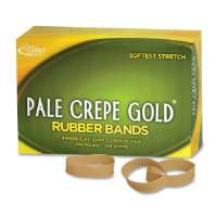 ALLIANCE RUBBER COMPANY Rubber Bands,Size 82,1lb,2-1/2x1/2,Approx. 320/BX,NL