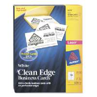 CARDS,BUSINESS,CLEAN EDGE