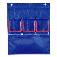 Counting Caddy, w/3 Double Pockets, 12-3/4x15-1/4