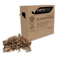 EcoPacking, Expands 3 Times in Volume, 3 Cubic Ft, Kraft
