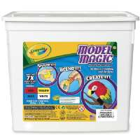 Model Magic Clay, Four 8 oz. Pouches, 2 lb., Assorted