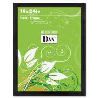 Poster Frames,Hangs Vertically/Horizontally,18x24,Ebony BK