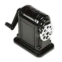 Manual Pencil Sharpener, Deluxe Wall Mount