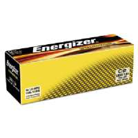 Industrial Alkaline Battery, C, 12/BX