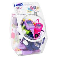 Purell Jelly Wraps,Attachable to Purse/Key Ring,1/2 oz,36/KT