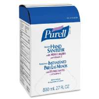 Purell Instant Hand Sanitizer, 800 ml., Clear
