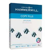Copy Plus Paper,20Lb,92 GE/102 ISO,8-1/2x11,White