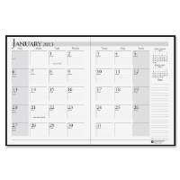 Economy Monthly Planner, 14 Mons Dec/Jan, 8-1/2x11, BKWE