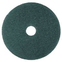 Scrubbing Pads, 17, 5/CT, Blue