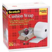 Cushion Wrap, Jumbo Roll, Perforated, 12x175'