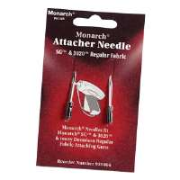 Attacher Needle Refills, Regular, 2/PK, Stainless Steel