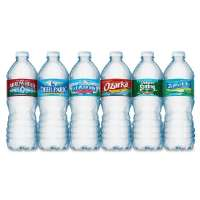 Spring Bottled Water, .5 Liter, 24/CT