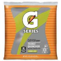 Gatorade Mix Pouches,Makes 2-1/2 Gal, 21 Oz., Lemon Lime