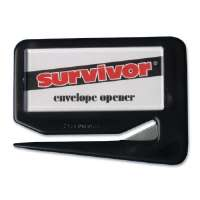 Envelope/Letter Opener, Tyvek, Compact