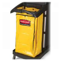High-Capacity Vinyl Bag,for 9T72,10-1/2x33x17-1/2,Yellow