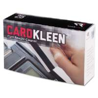READ/RIGHT Cardkleen, Presaturated, 2-1/2x5-1/4x4-1/2, 25/BX
