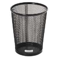 Jumbo Pencil Holder, Mesh, Black