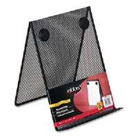 Document Holder, Mesh Steel, Black