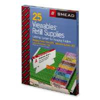 SMEAD MANUFACTURING CO Labeling System, Tabs, Labels, Label Protectors