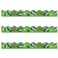 Monkey Themed Trimmer, 12 Panels, 39' Long
