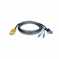 Tripp Lite 15-Foot PS/2 KVM Cable Kit